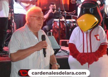 Cardenales Presenta Nueva Imagen